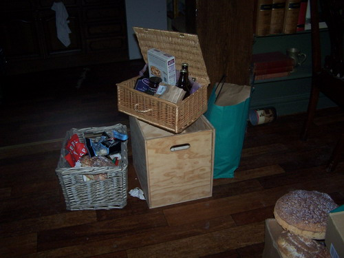 Hampers in the Pollards